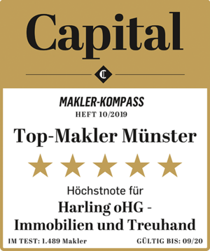 Capital Makler Kompass - Top-Makler Münster: Harling oHG